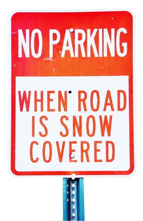 no parking Imagens