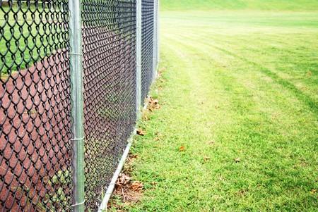 enclosure: wire fence