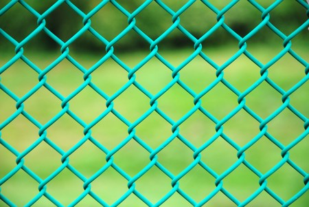 penal: wire fence
