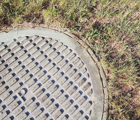manhole photo