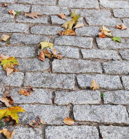 block footpath background photo