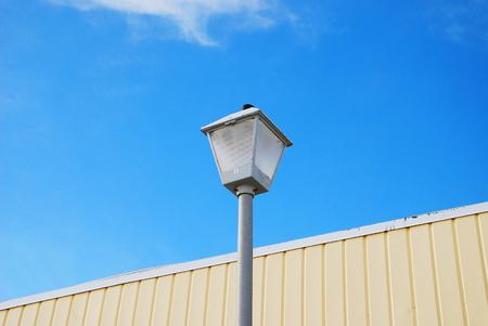 street lamp: street lamp Stock Photo