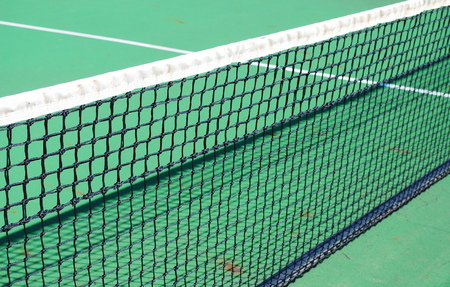 tennis net photo