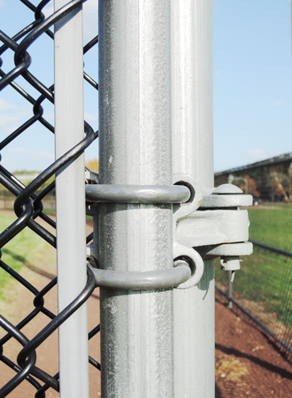 chainlink fence: chainlink fence hardware