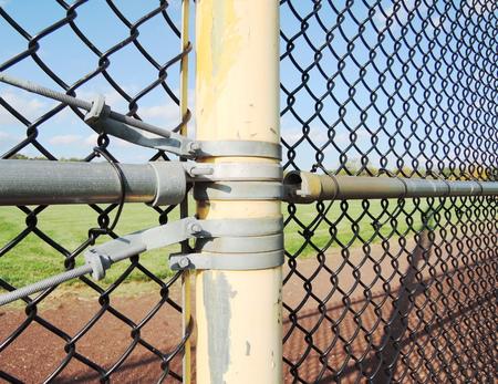 chainlink fence hardware photo
