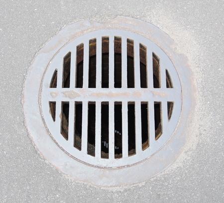 manhole: Manhole
