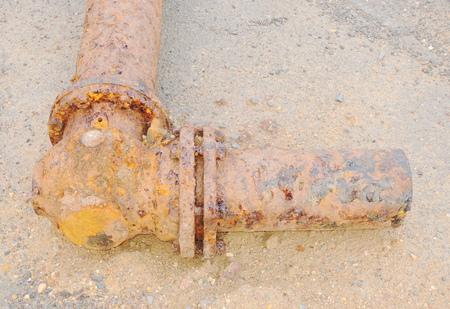 rusty: Rusty pipe