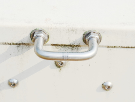the handle: Manejar