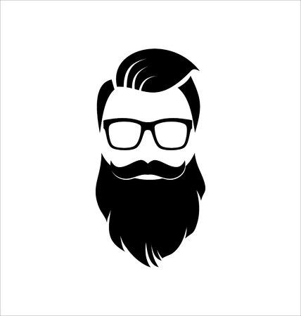 流行に敏感な髪型