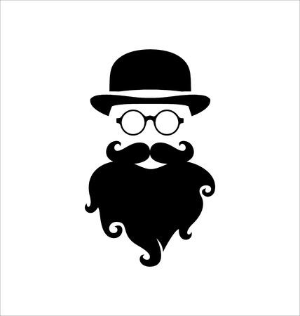 Hipster Rounded Eyeglasses