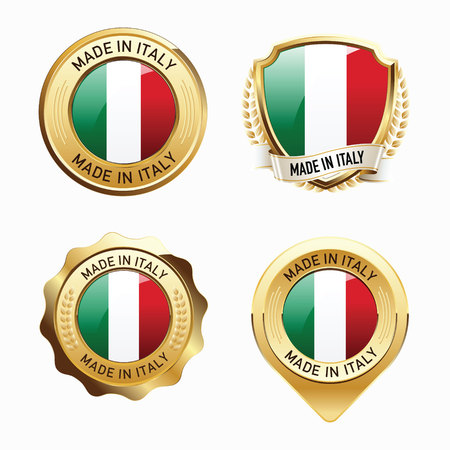 Made in Italy.