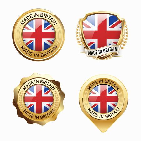 britain: Made in Britain.