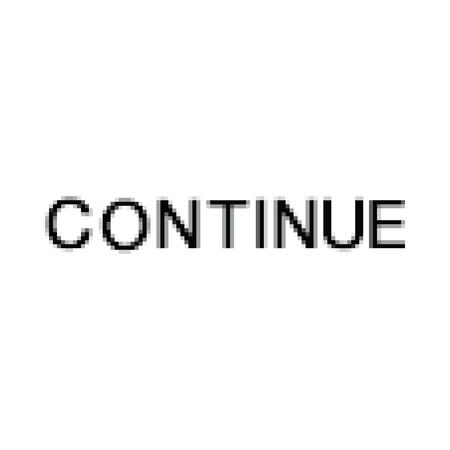 Vector Pixel Art. Continue. Computer Screen. 版權商用圖片 - 112514494