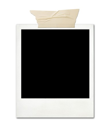 Blank card with soft shadow, hi-res photo