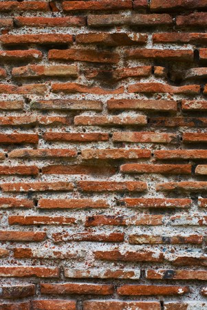 bricks wall background photo