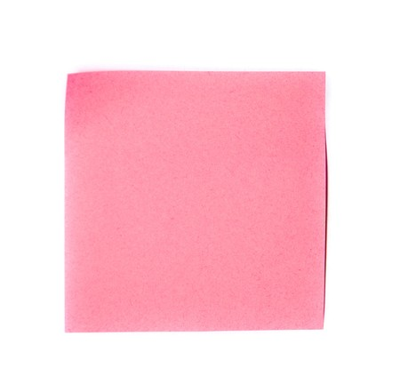 Note paper Stock Photo - 7744217