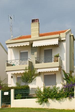 The European house photo