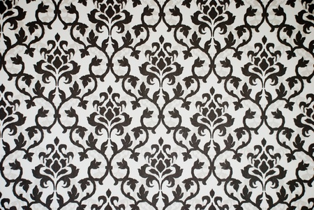 damask: Seamless wallpaper