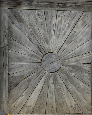 Wooden background and pattern old wood for space and texture.