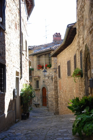 Streets of Tuscany Village