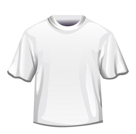 t shirt man: white T- Shirt Man