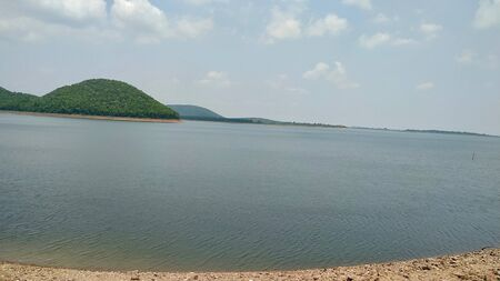 Chandil Dam Images, Stock Photos. this photo is taken in india by vishal singh Stockfoto