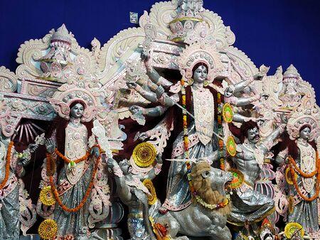 Maa Durga Stock Photos & Maa Durga Stock Images.This photo is taken in india by vishal singh