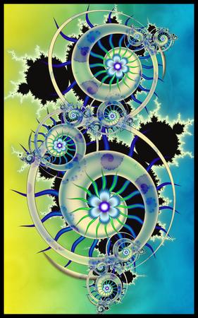 Mandelbrot Fractal art