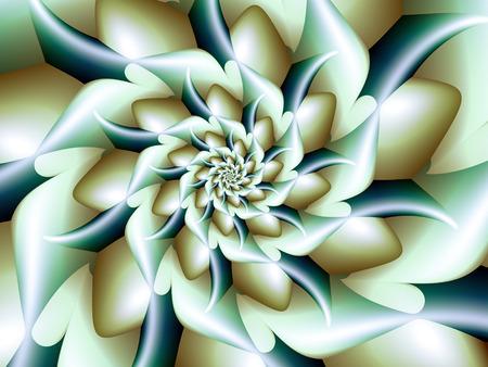 White Wintry Rose