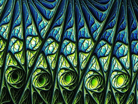 Underwater Abstract Background