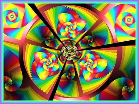 pinwheels: Colourful Pinwheels