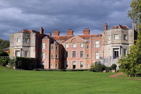 Mottisfont Abbey, Hampshire, England. 2nd October 2019. Mottisfont House and Garden, Hampshire, England Редакционное