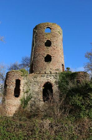 Racton Ruins