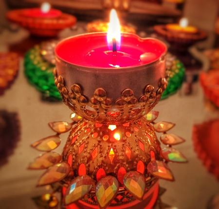 glow: Adding a festive glow