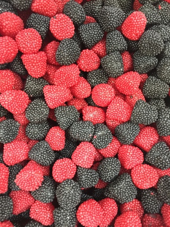texture: Berry Candy