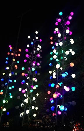 glow: Dubai Glow Park - Illuminated Balls