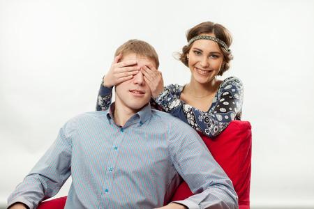 she closed her eyes guy