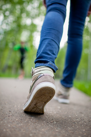 stride: step on the road to human nature