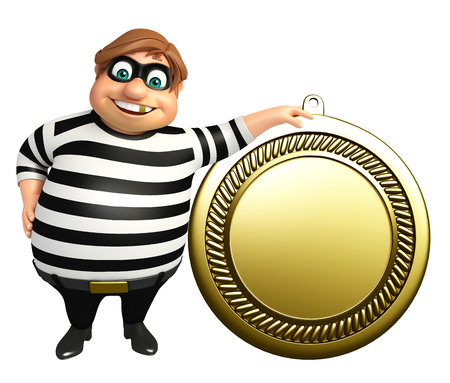 trespass: Thief with Medal