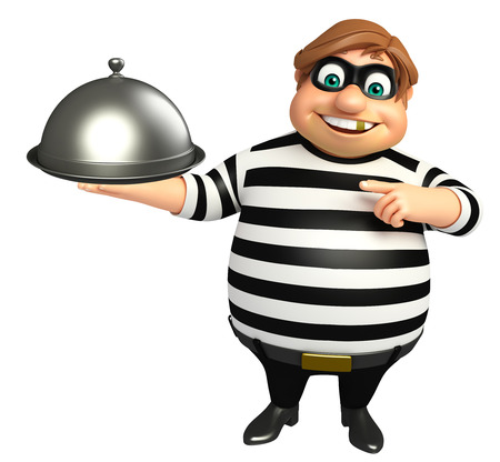 Thief with Cloche