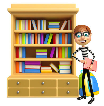 7,717 Book Shelves Stock Vector Illustration And Royalty Free Book ...