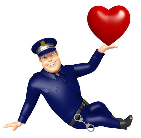 Police with Heart