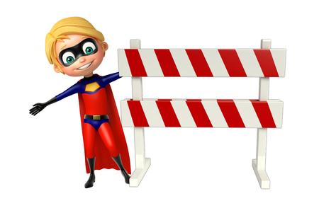 superboy: Superboy with Bargets