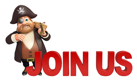 Pirate with Vailen & join us