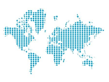 The world Vector