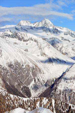 grossglockner: Grossglockner, National Park Hohe Tauern, Austria