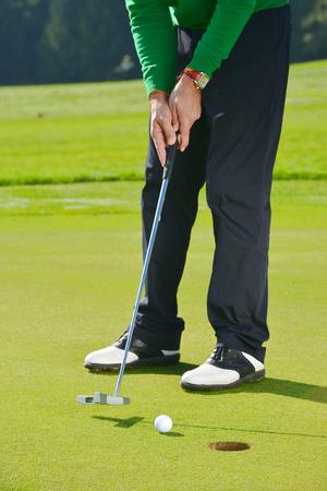 rivals rival rivalry season: Golf Ball, Golfer and Club