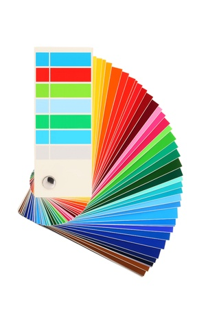color range: color samples, bribe colored, rainbow