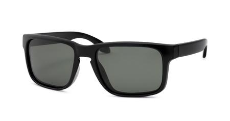 ray ban: sunglasses on white background