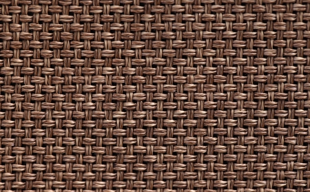 background brown braided jute type Stock Photo - 19316325